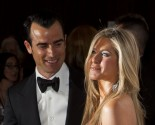 Celebrity Wedding: Justin Theroux Says He and Jennifer Aniston Wanted Their Wedding to Be 'Peaceful'