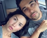 Celebrity Exes Demi Lovato & Wilmer Valderrama Haven't Ruled Out Reconciliation