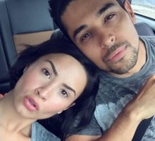 Celebrity Exes Demi Lovato & Wilmer Valderrama Reunite for Lunch Date