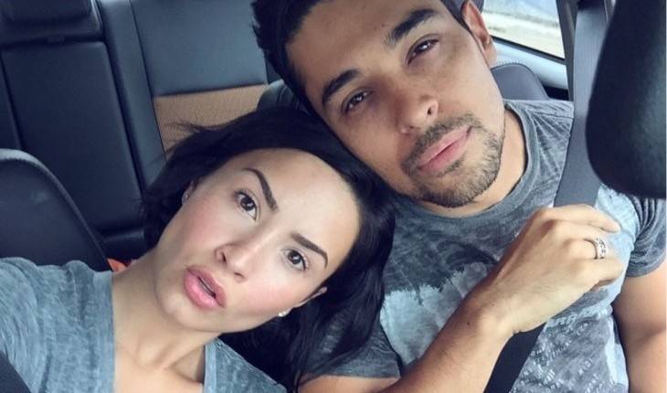 Cupid's Pulse Article: Celebrity Exes Demi Lovato & Wilmer Valderrama Reunite for Lunch Date