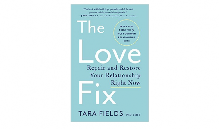 "Cupid's Pulse Article: Relationship Author Dr. Tara Fields' Love Advice: ""The Happiest Couples Don't Necessarily Have More or Less Conflict"""