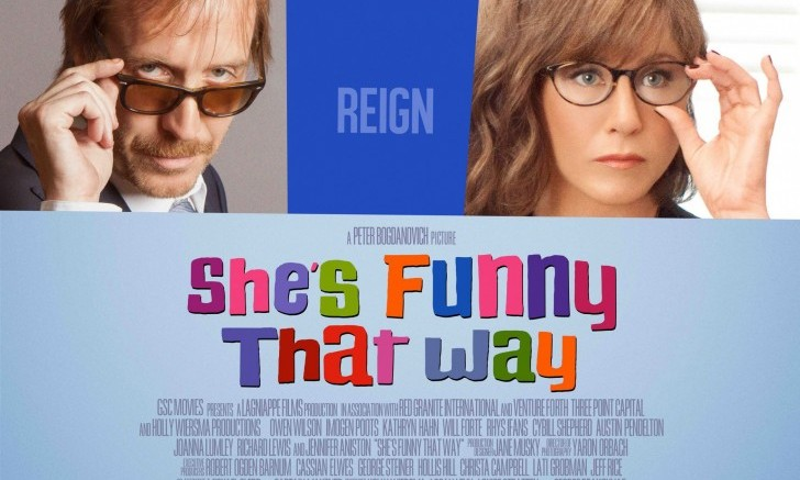 Cupid's Pulse Article: Owen Wilson, Jennifer Aniston, and More Star in New Relationship Movie, 'She's Funny That Way'