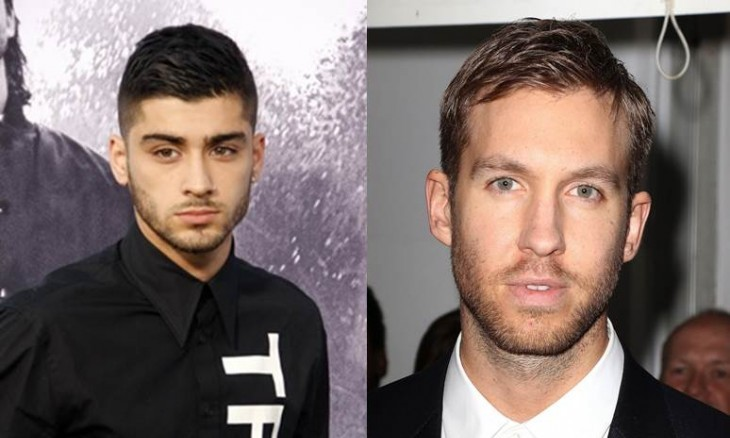 Cupid's Pulse Article: Celebrity News: Calvin Harris and Zayn Malik Feud Over Taylor Swift on Twitter