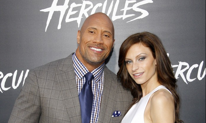 Cupid's Pulse Article: Celebrity Wedding: Dwayne 'The Rock' Johnson Secretly Marries Lauren Hashian in Hawaii