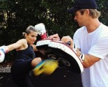 Celebrity Workout: Take a Swing with Boxing