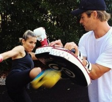 Celebrity Photo Gallery: Famous Couples Who Work Out Together