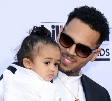 Celebrity Exes: Chris Brown is Happy with Custody Battle Results
