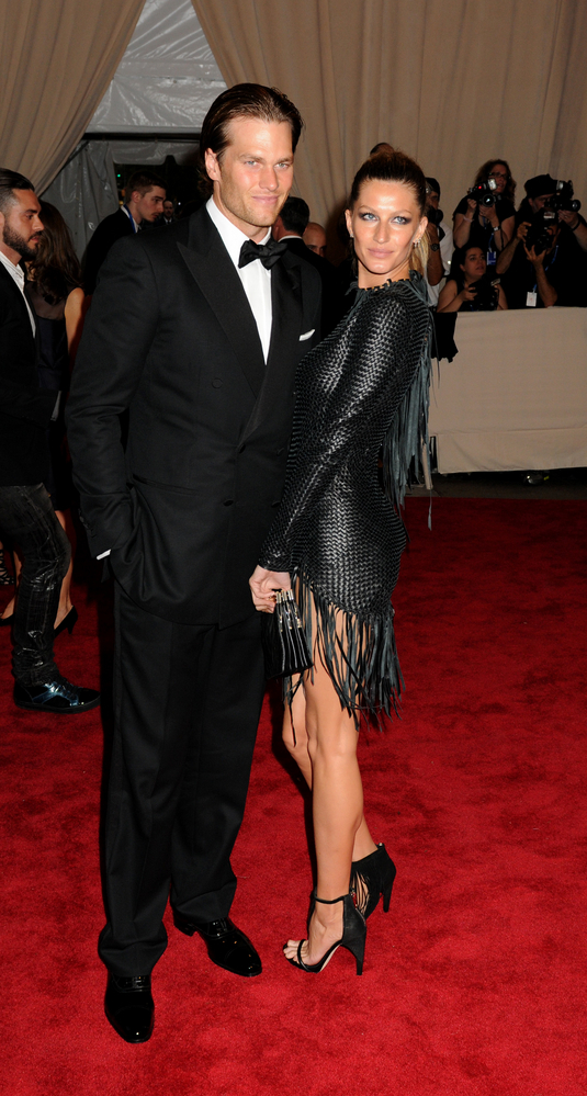 Cupid's Pulse Article: Bridget Moynahan Celebrates Tom Brady's Suspension Toss Amid Gisele Bundchen Celebrity Marriage Issues