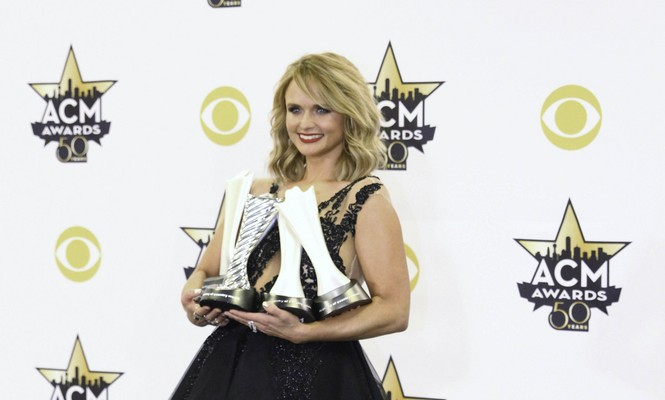 Cupid's Pulse Article: Miranda Lambert Says 'I Needed a Bright Spot This Year' at CMA's Post-Celebrity Divorce