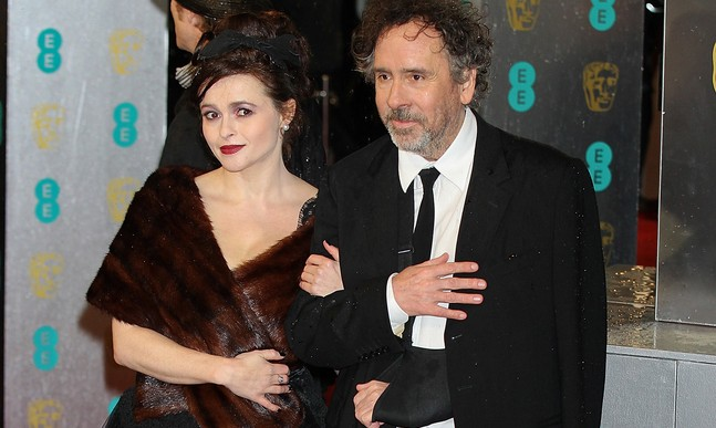 Cupid's Pulse Article: Helena Bonham Carter Breaks Silence on Split from Celebrity Ex Tim Burton