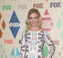 January Jones Opens Up About Being a Single Celebrity Mom