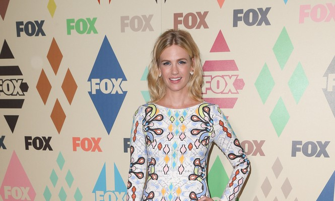 Cupid's Pulse Article: January Jones Opens Up About Being a Single Celebrity Mom