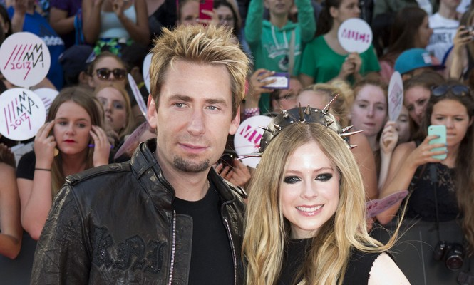 Cupid's Pulse Article: Avril Lavigne and Chad Kroeger Announce Celebrity Break-Up After Two Years of Marriage