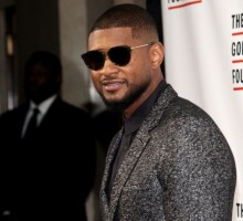 Celebrity Wedding: Usher Secretly Marries Longtime Girlfriend Grace Miguel