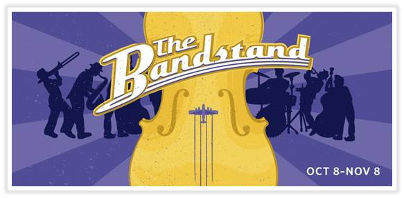 For a fun weekend date idea, head out to Millburn, New Jersey to watch the musical, The Bandstand at Paper Mill Playhouse.