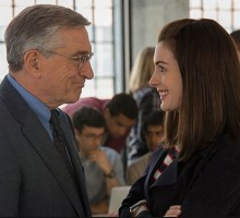 Age Is Just a Number in New Movie 'The Intern'