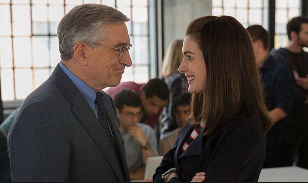 Cupid's Pulse Article: Age Is Just a Number in New Movie 'The Intern'