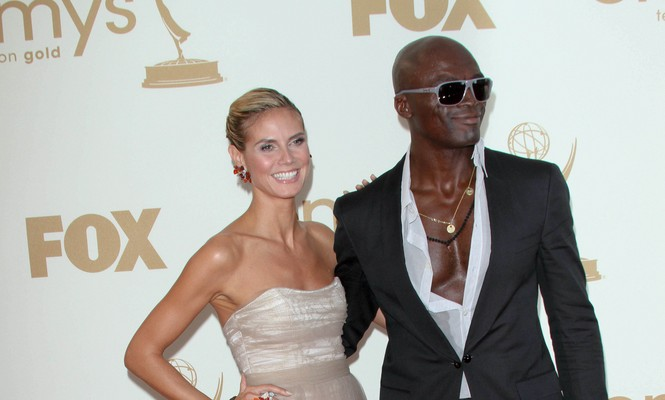 Cupid's Pulse Article: Heidi Klum Talks Life After Celebrity Break-Up from Seal