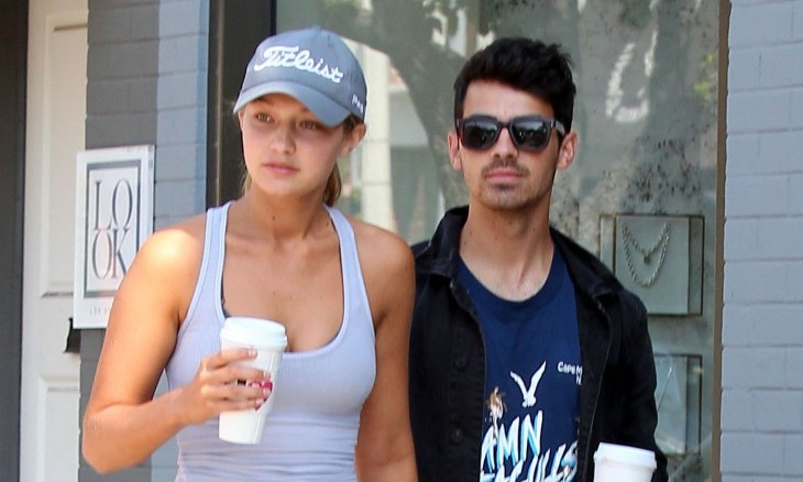 Cupid's Pulse Article: Former Celebrity Couple Joe Jonas and Gigi Hadid Split After 5 Months Together