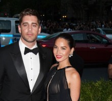 Celebrity News: Olivia Munn Dishes on New Holiday Traditions with Boyfriend Aaron Rodgers