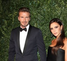 Celebrity Couple: David Beckham Shares Sweet Birthday Message for Wife Victoria
