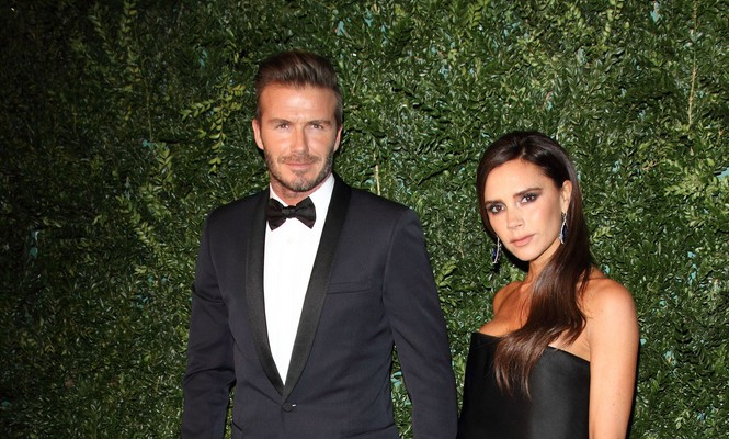 Cupid's Pulse Article: Celebrity Couple: David Beckham Shares Sweet Birthday Message for Wife Victoria