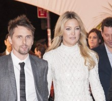Kate Hudson Opens Up About Celebrity Break-Up From Matt Bellamy