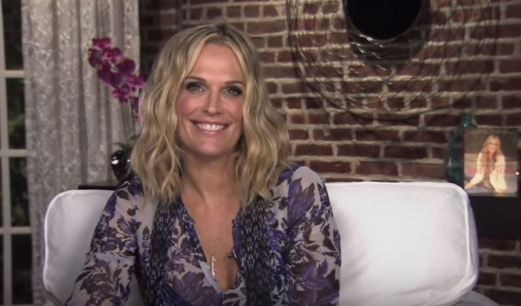 Cupid's Pulse Article: Molly Sims