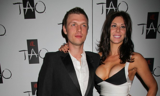 Cupid's Pulse Article: Nick Carter and Wife Lauren Kitt Are Celebrating First Celebrity Pregnancy