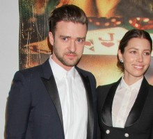 Celebrity News: Justin Timberlake Thanks His 'Rock' Jessica Biel at Hall of Fame Induction