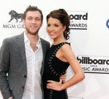 Celebrity Wedding: Phillip Phillips Marries Longtime Girlfriend Hannah Blackwell