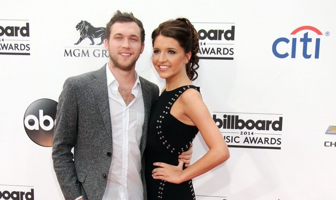 Cupid's Pulse Article: Celebrity Wedding: Phillip Phillips Marries Longtime Girlfriend Hannah Blackwell