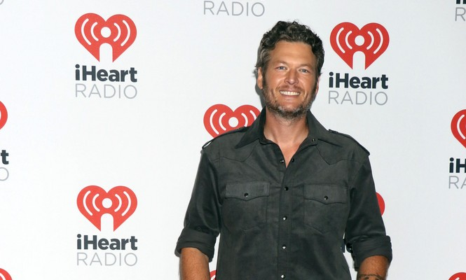 Cupid's Pulse Article: Blake Shelton Says 'I'm in a Good Place' After Celebrity Break-Up from Miranda Lambert