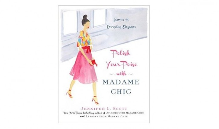 Cupid's Pulse Article: Author Jennifer Scott Shares Timeless Lessons of Poise and Dating Advice in New Madame Chic Book
