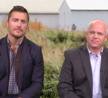 """Exclusive Celebrity Interview: Former 'Bachelor' Chris Soules Says His Dating Life is """"Relatively Non-Exsistent"""""""