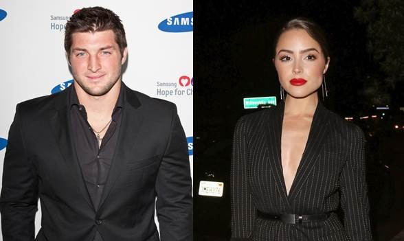 Cupid's Pulse Article: Celebrity News: Olivia Culpo Has Moved On from Nick Jonas to NFL Star Tim Tebow