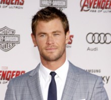 Celebrity News: Chris Hemsworth Says His Kids Taught Him What Love Is