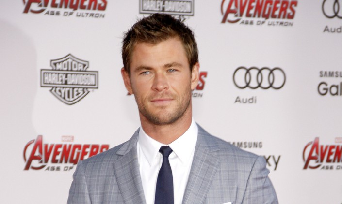 Cupid's Pulse Article: Celebrity News: Chris Hemsworth Says His Kids Taught Him What Love Is