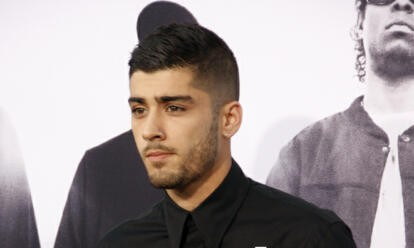 Cupid's Pulse Article: Celebrity News: Zayn Malik Says He's 'Good Friends' with Gigi Hadid