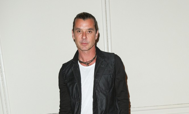 Cupid's Pulse Article: New Celebrity Couple: Gavin Rossdale Is Dating German Model Sophia Thomalla