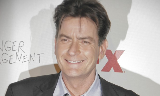Cupid's Pulse Article: Celebrity News: Charlie Sheen's Celebrity Ex Tweets About 'Stressful' HIV Test