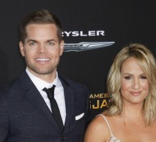 Celebrity Baby Expected by Wes Chatham from 'Hunger Games' Part 2
