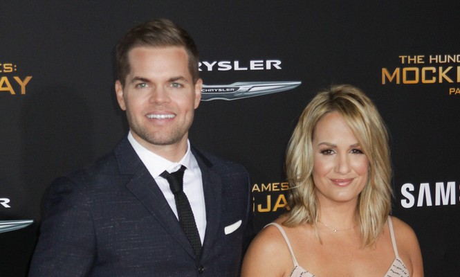 Cupid's Pulse Article: Celebrity Baby Expected by Wes Chatham from 'Hunger Games' Part 2