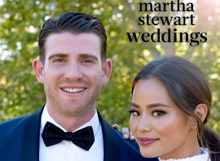 Cupid's Pulse Article: Celebrity Wedding: Jamie Chung and Bryan Greenberg Tie the Knot