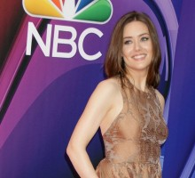 'Blacklist' Star Megan Boone Is Expecting First Celebrity Baby
