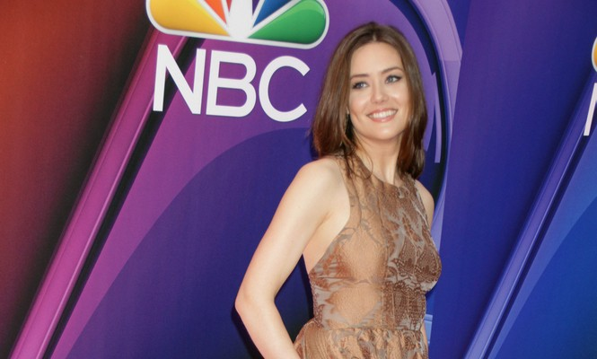 Cupid's Pulse Article: 'Blacklist' Star Megan Boone Is Expecting First Celebrity Baby