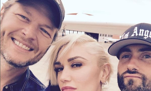 Cupid's Pulse Article: Adam Levine Calls Blake Shelton and Gwen Stefani 'Family' After New Celebrity Couple News