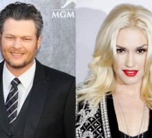 Celebrity Wedding: Gwen Stefani Catches Bouquet at the Wedding of Blake Shelton's Hair Stylist