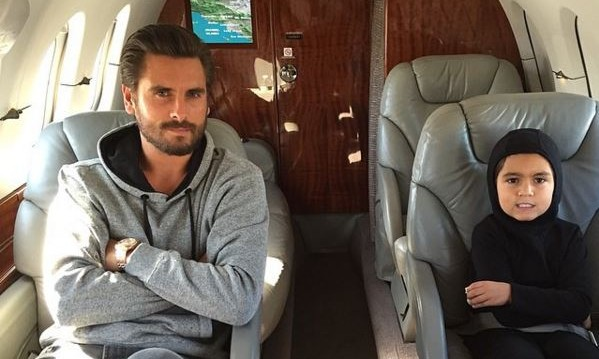 Cupid's Pulse Article: Celebrity News: Scott Disick Shares Adorable Instagram with Son Mason