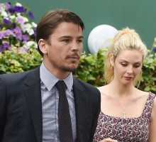 Celebrity Baby News: Josh Hartnett & GF Tamsin Egerton Welcome First Child
